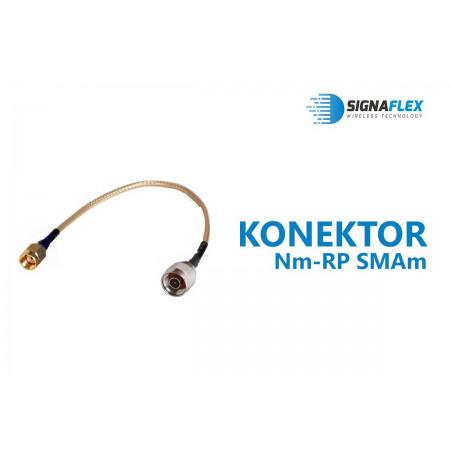 Konektor Nm- RP SMA m