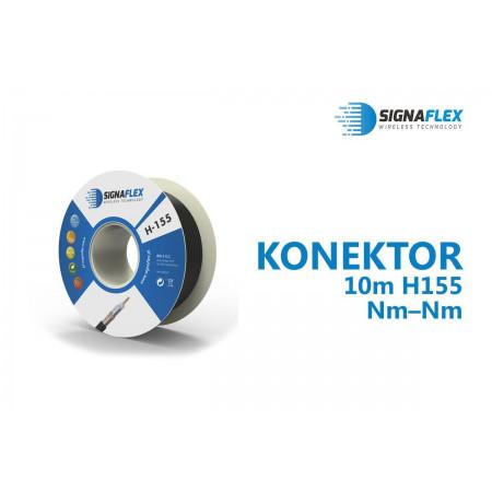Konektor 10m H155/LMR240 Nm-Nm