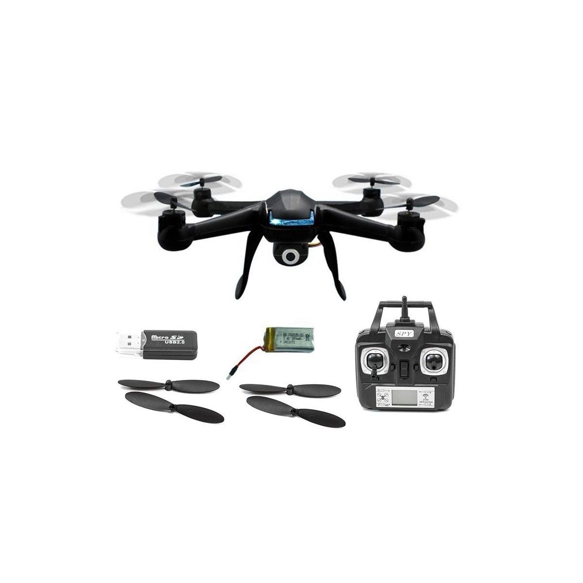 Dron Quadrocopter GW007 – czarny
