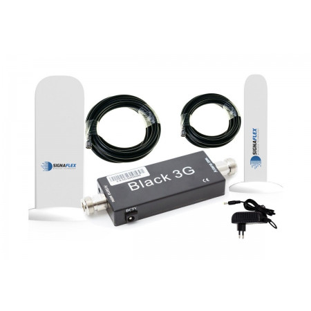 Komplet UMTS Black 3G Niskoszumowy