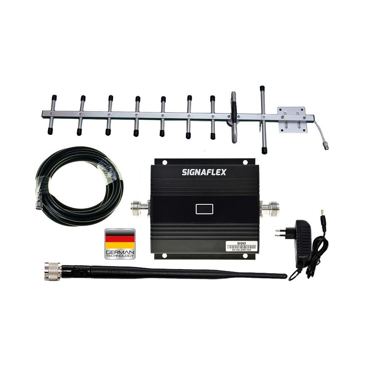 Komplet GSM Silver (Black) LCD ATK z bat