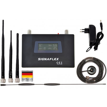 Komplet GSM RDX902A Omni z bat