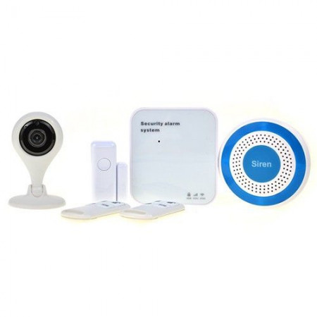 ALARM WIFI PN-601 kamera HD