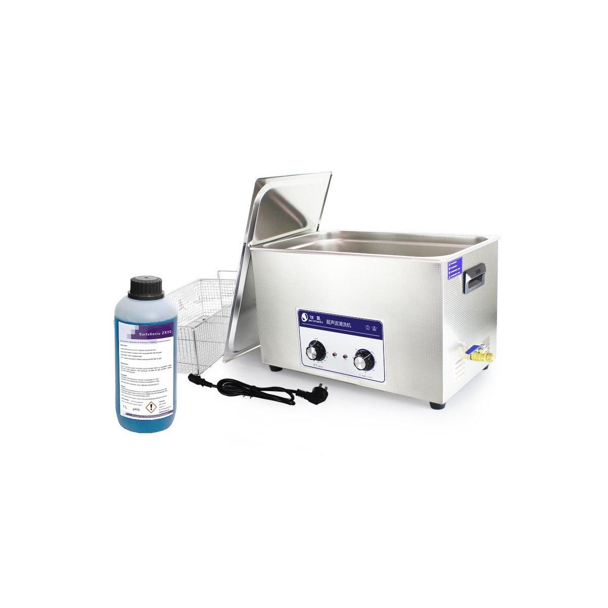 Myjka ultradźwiękowa JP-100S 30L