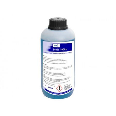 ReClean 1000x: Płyn koncentrat 1l do myjki ultradźwiękowej
