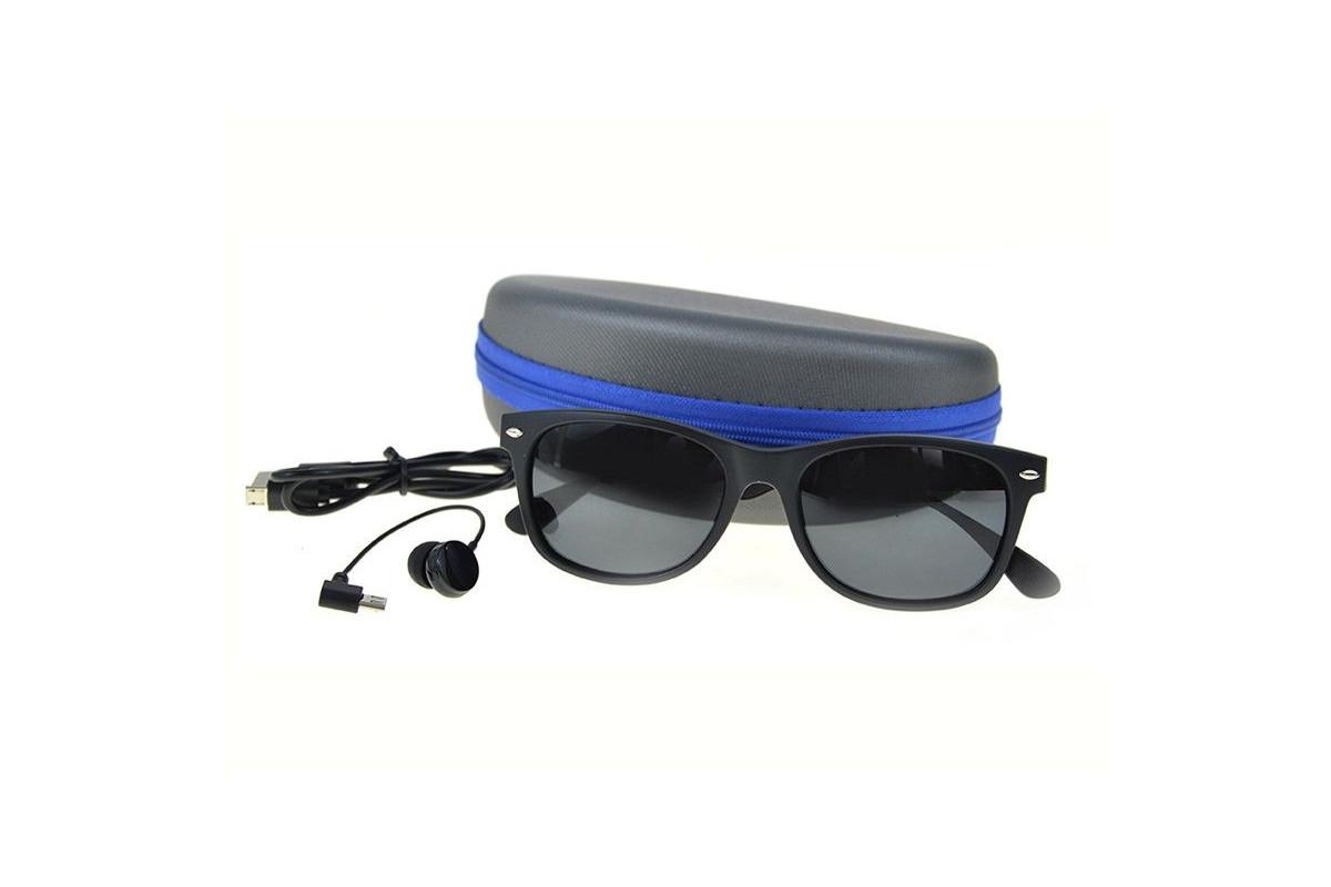 Okulary Bluetooth - zestaw słuchawkowy