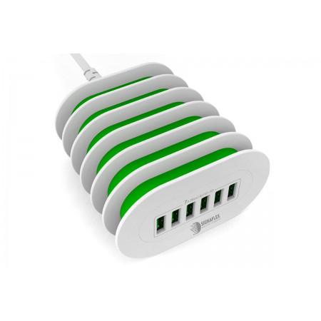 Ładowarka / szyna zasilająca 6x USB