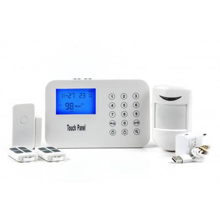 Alarm telefoniczny 120C SHARD BOX