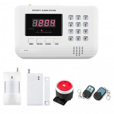Alarm GSM inteligentny Kolor z klawiaturą box