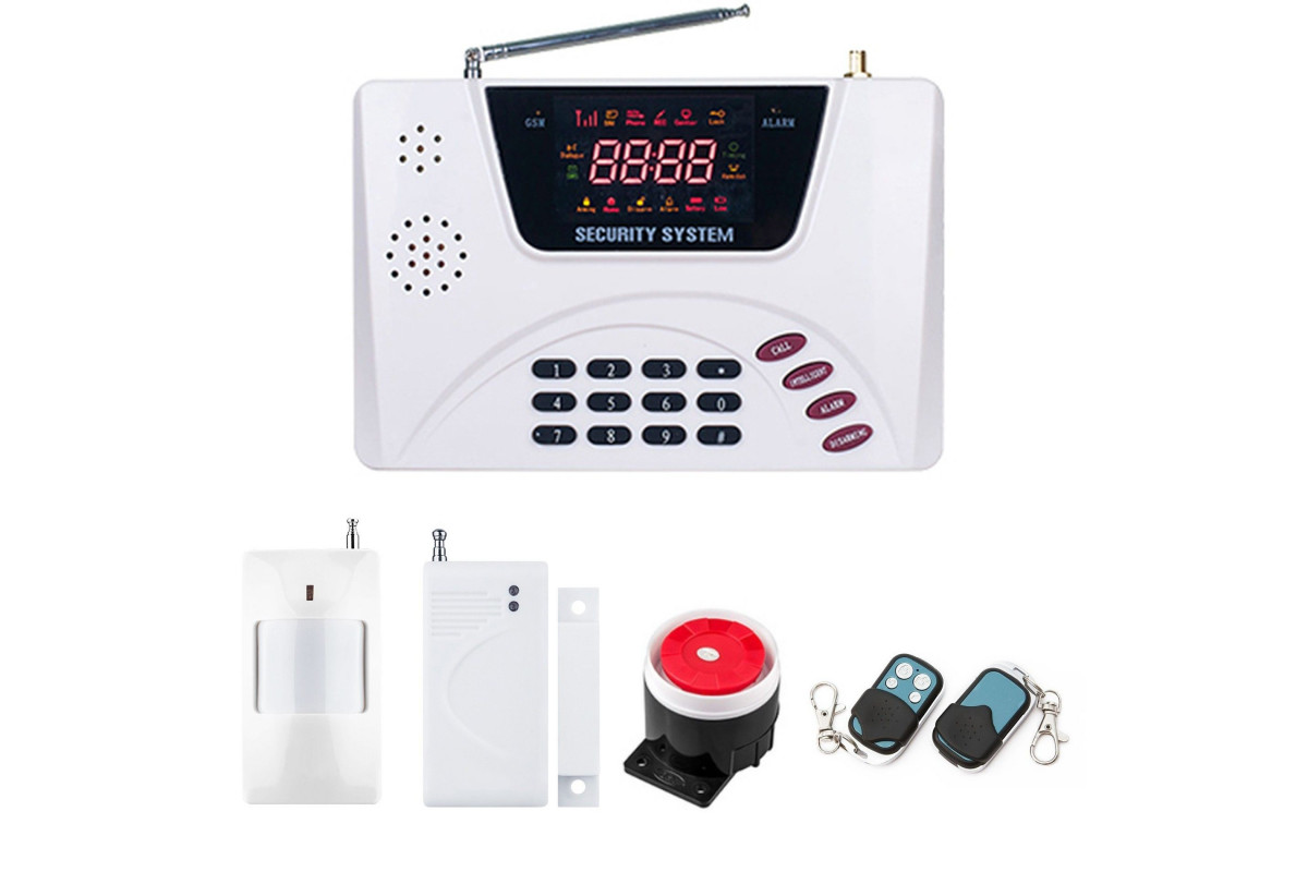 Alarm GSM inteligentny Kolor box
