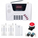 Alarm GSM inteligentny Kolor box + 1 PIR