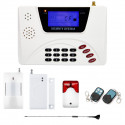 Alarm GSM inteligentny LCD box