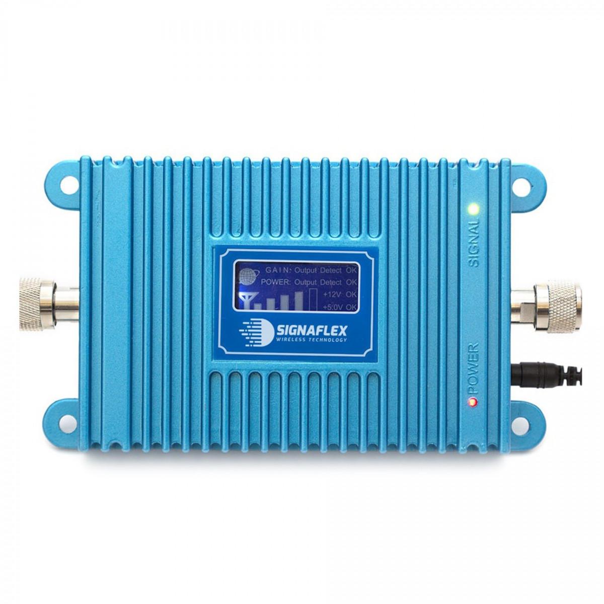 Wzmacniacz GSM Blue LCD