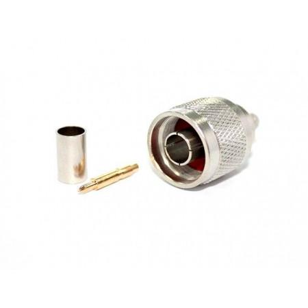 Wtyk Nż na przewód H155/LMR240