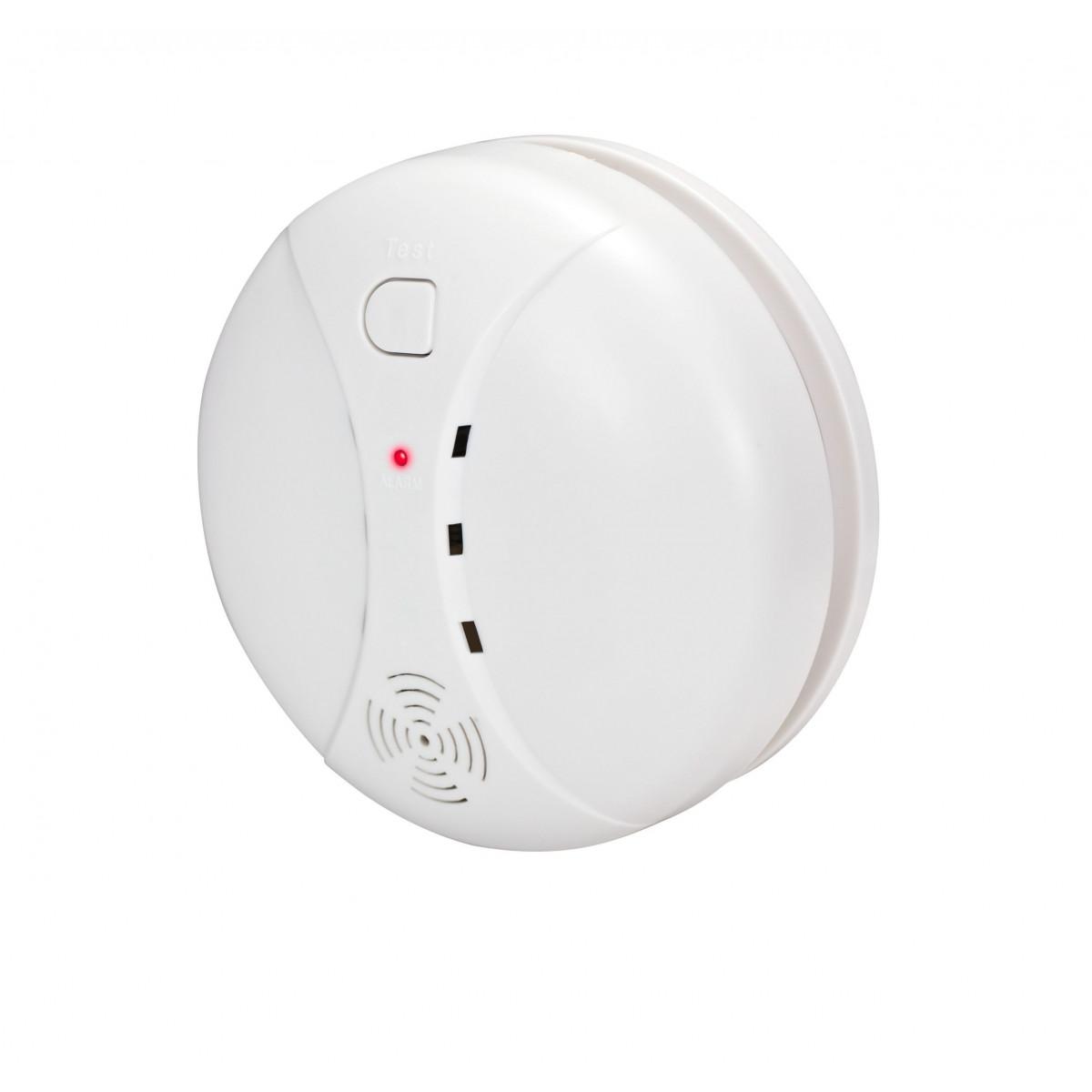 Czujnik dymu i temperatury Wi-fi Guardian