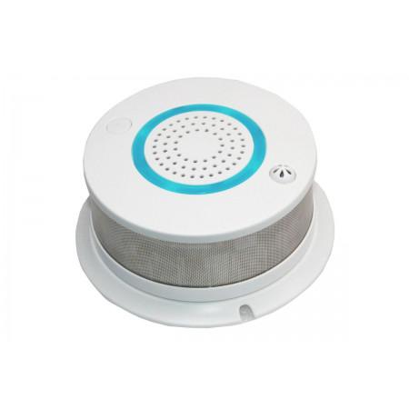 Smart czujnik dymu i temperatury Wi-fi Guardian 438W