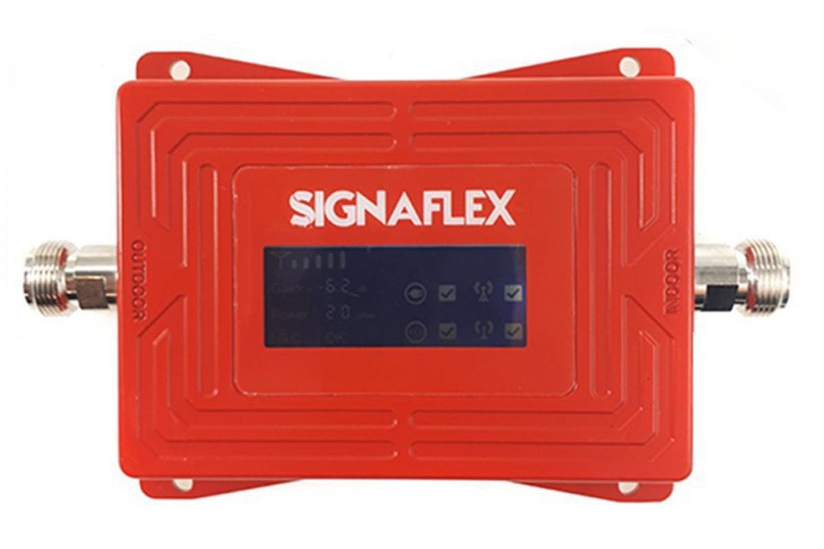 Wzmacniacz UMTS LCD RED