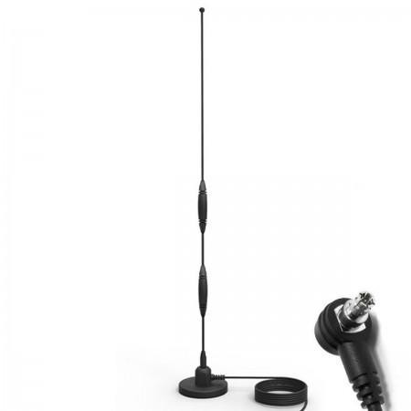 Antena magnetyczna GSM / 3G 13 dBi TS9