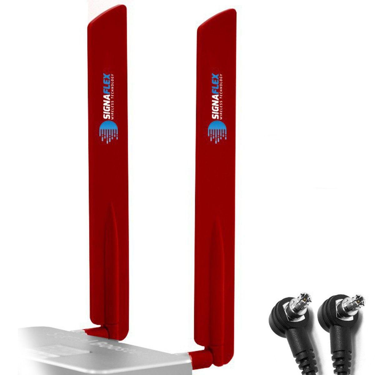 2 x  Antena bat 4G LTE red 15dbi + TS9