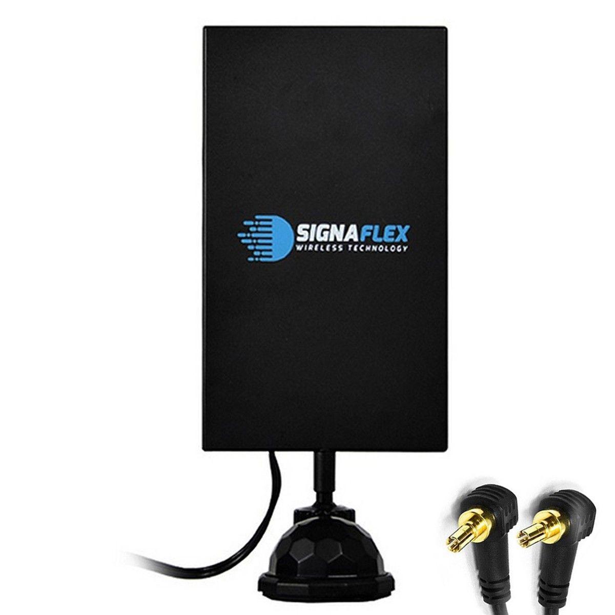 Antena mimo LTE DIAMENT 2x22dbi 2x3m 2xCRC9