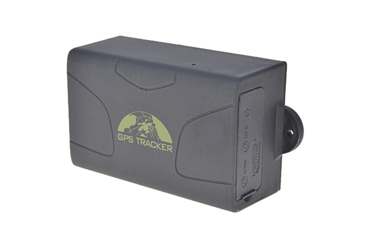 Lokalizator GPS TK104