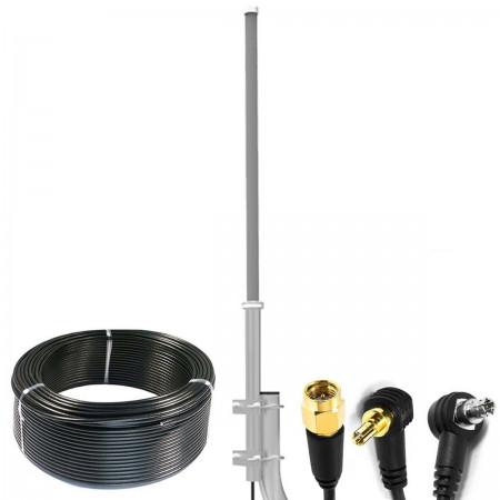 Antena Dookólna GSM / 3G / 4G LTE 16dBi TRANS DATA Morska