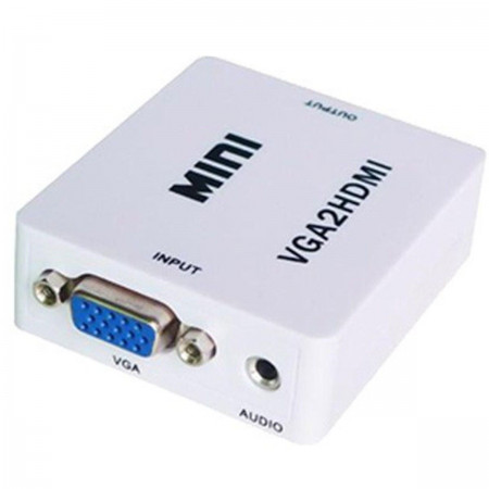 Konwerter VGA do HDMI