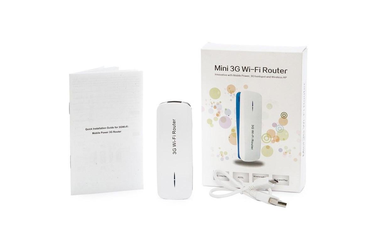 Router 3G dla modemu Huawei ZTE E3131