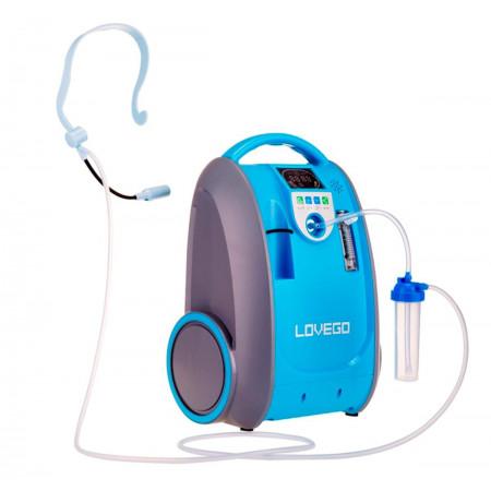 Koncentrator tlenu 5 L LoveGo przenośny + bateria
