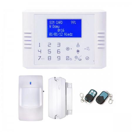 Alarm GSM Smart box