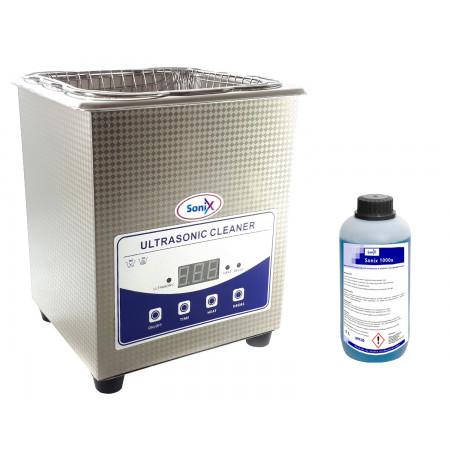 Myjka ultradźwiękowa SONIX JP-010S 2L