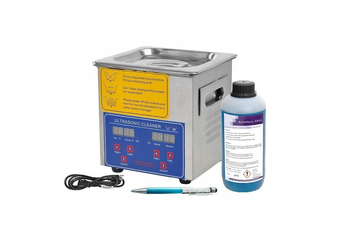 Myjka ultradźwiękowa SONIX PS-010T 2L
