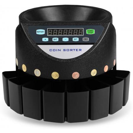 Sorter monet liczarka bilonu SONIX 300 monet/min.