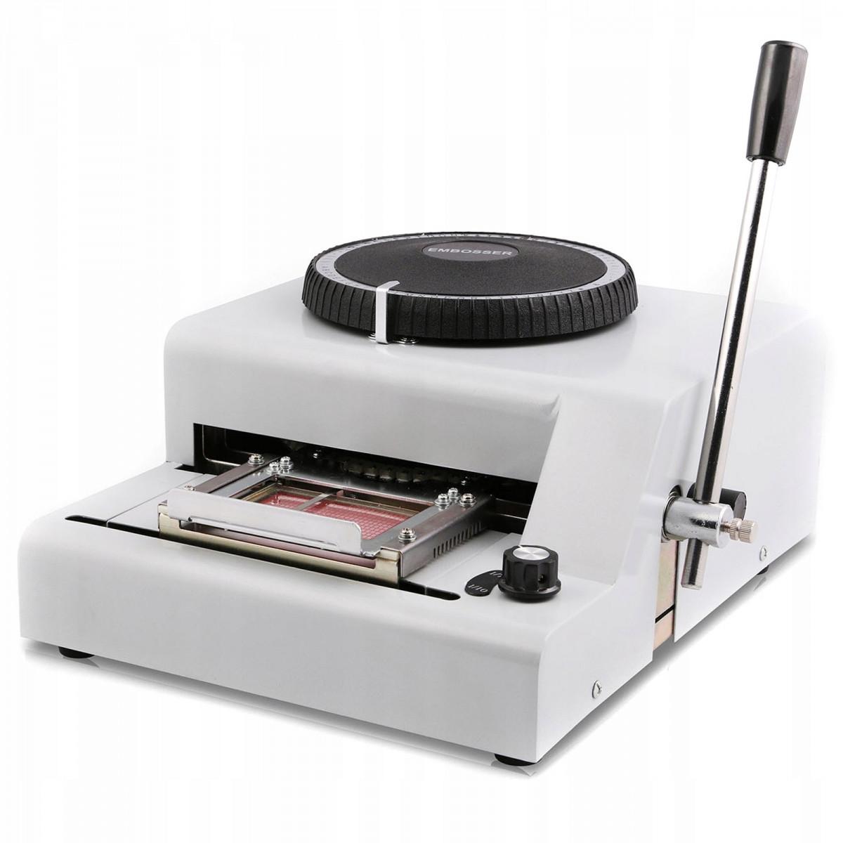 Manualna maszyna do tłoczenia na gorąco PCV SONIX