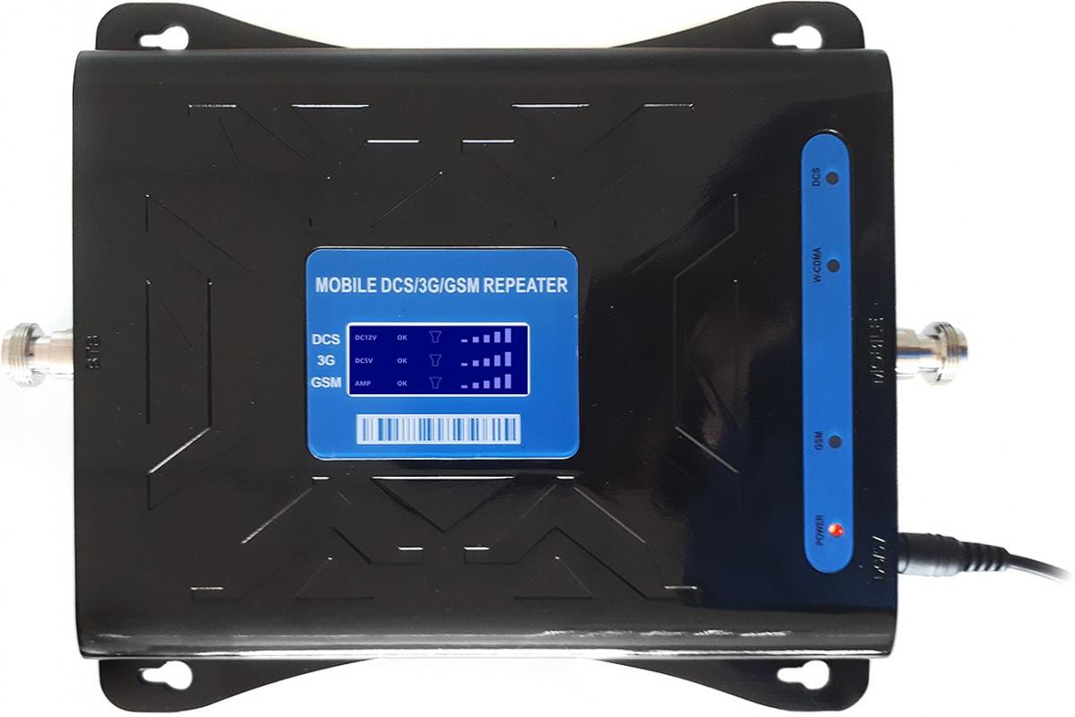 Komplet wzmacniacz Cube GSM/3G/4G LTE Tajfun z grzybkiem