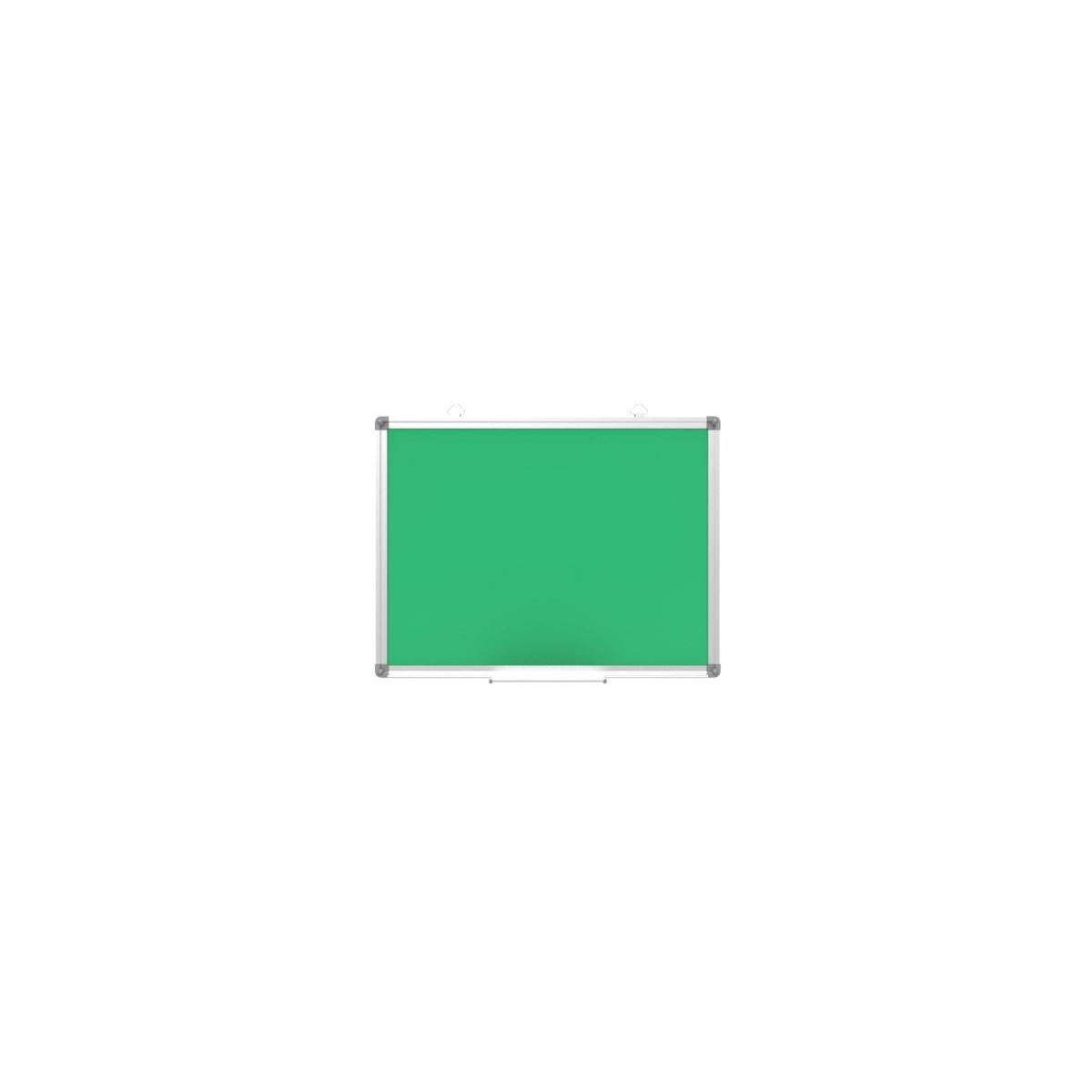 Tablica magnetyczna suchościeralna - 120x90 cm zielona