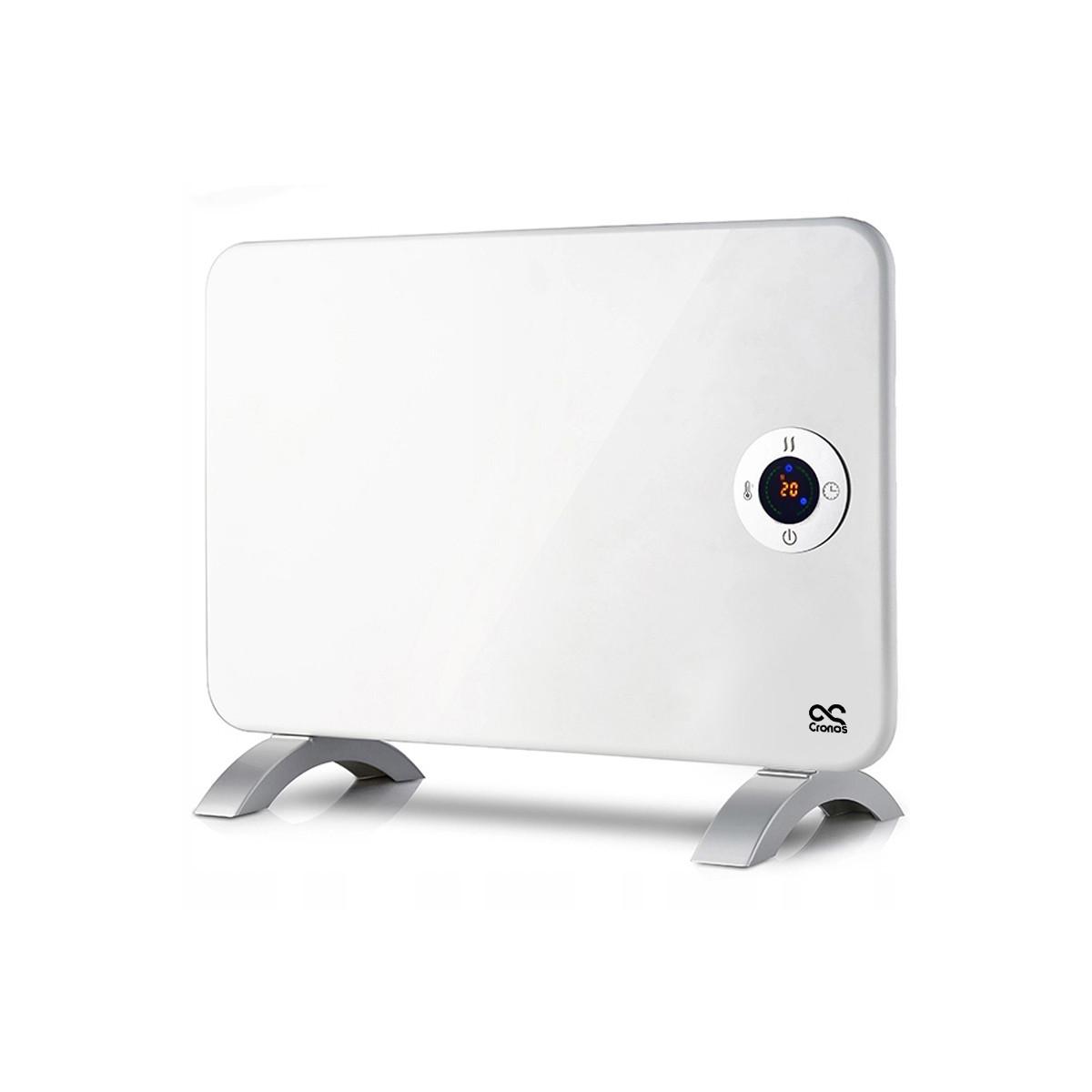 Grzejnik elektryczny konwektor z WiFi LCD 1000W