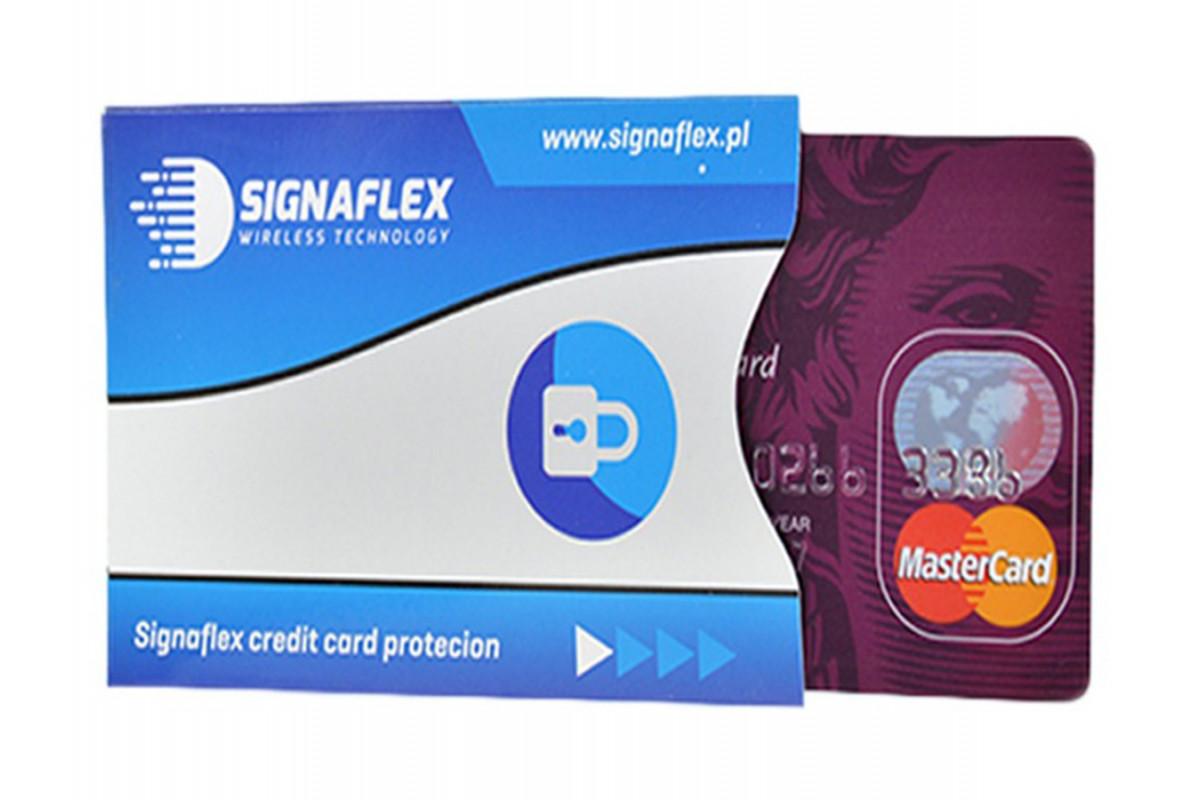 Ochraniacz RFID na karty