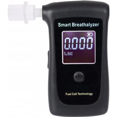 Alkomat elektrochemiczny SMART BREATHALYZER AT010