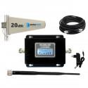 Komplet UMTS Black LCD Tajfun 15m z bat
