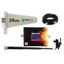 Komplet GSM/UMTS Fire Tajfun 15m z bat