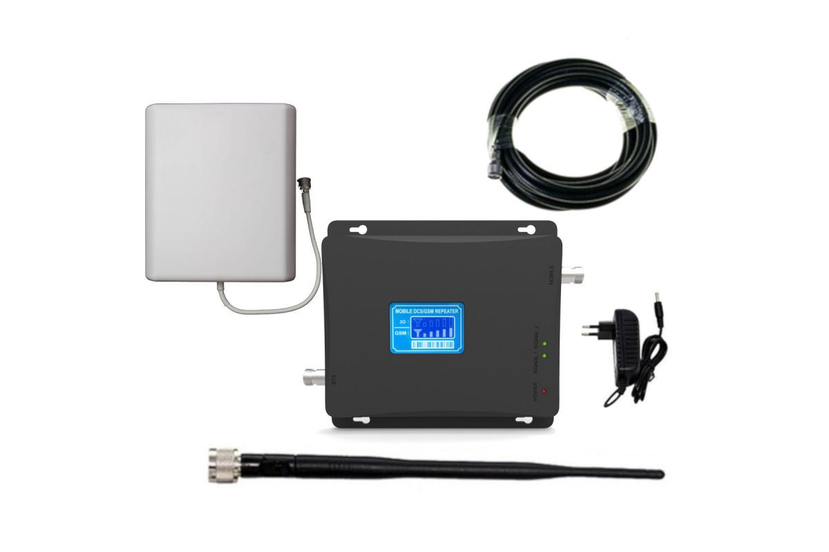 Komplet GSM/DCS LCD2000 Panel z bat