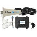 Komplet GSM/UMTS/EGSM Black Tajfun z 3x grzybek