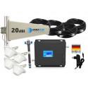 Komplet GSM/UMTS LCD2000 Tajfun z 4x grzybek