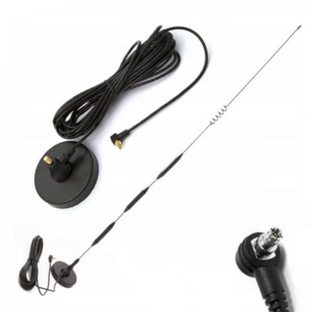 Antena Omni GSM / 3G / 4G / LTE 15dBi + konektor TS9