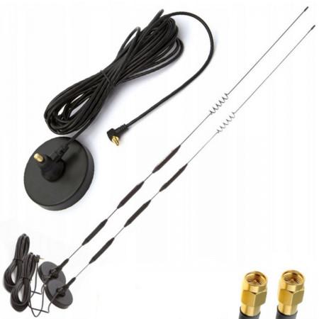 Antena Omni GSM / 3G / 4G / LTE 30dBi + konektor SMA