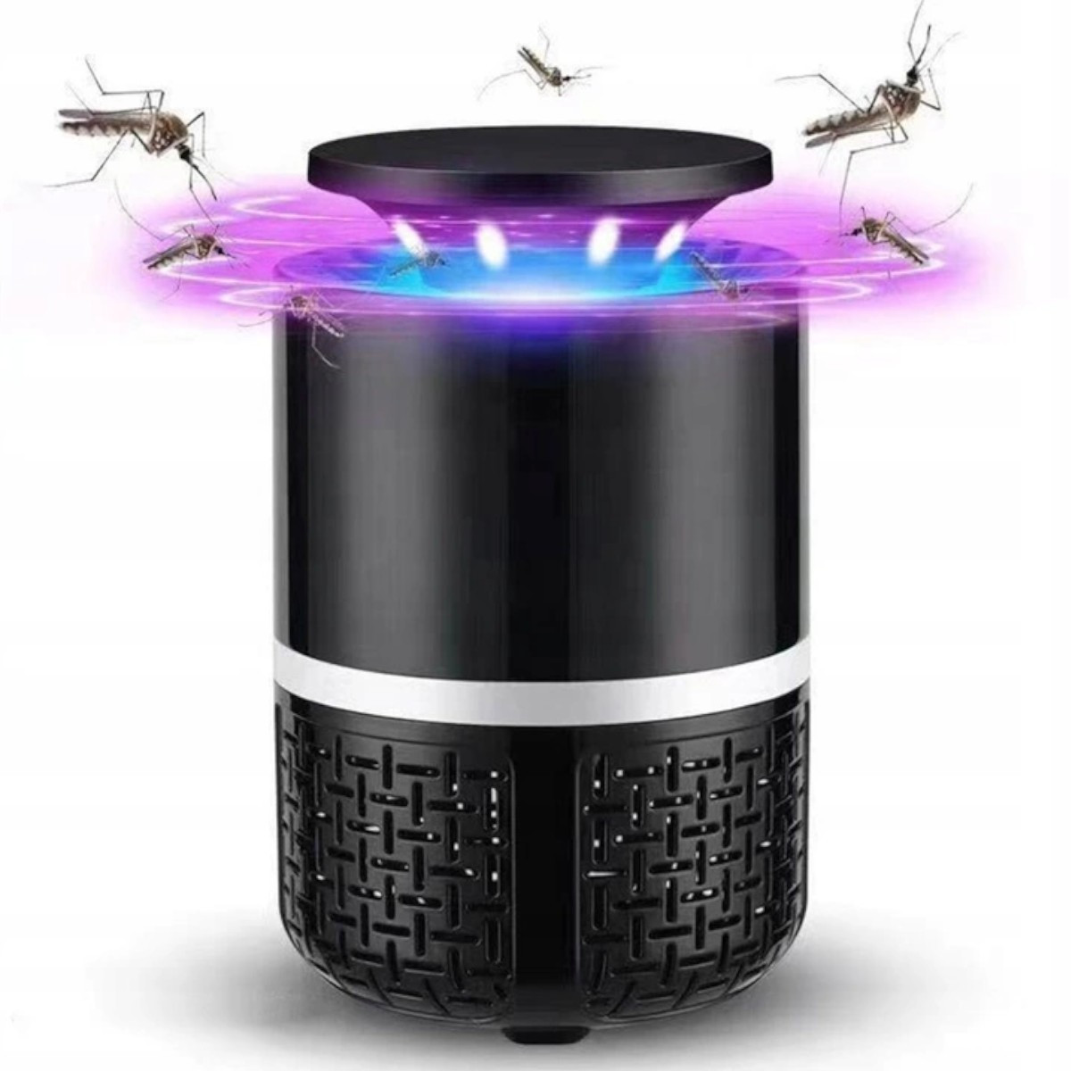Ultramocna lampa owadobójcza USB UV 365nm