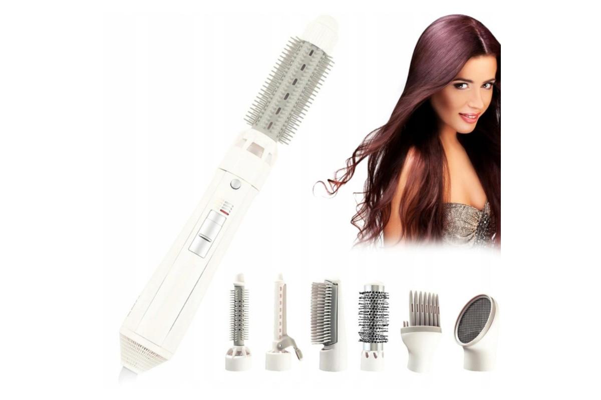 Wielofunkcyjne urządzenie do stylizacji włosów 7w1 ROZIA