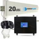 Komplet GSM/DCS LCD2000 Tajfun z grzybkiem