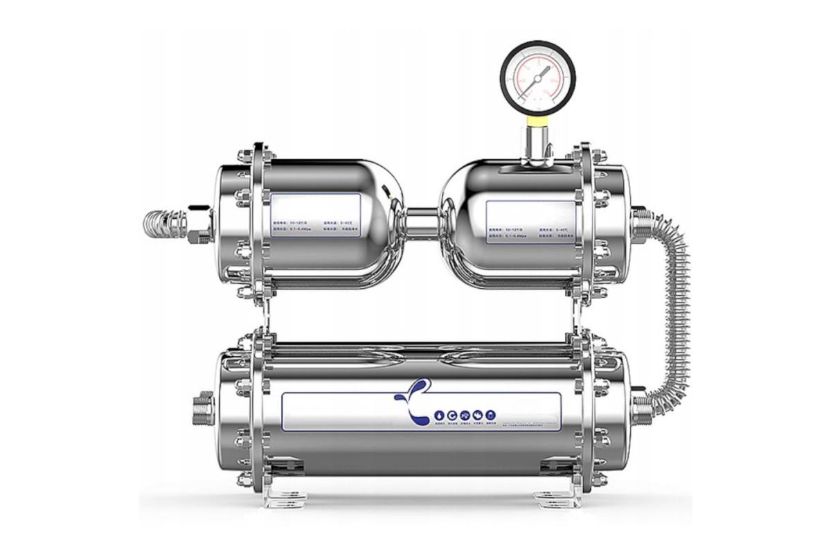6-stopniowy filtr podzlewozmywakowy do ultrafiltracji wody